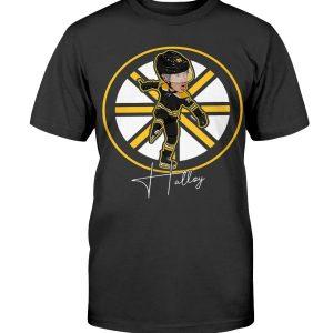 HALLSY SHIRT Taylor Hall - Boston Bruins